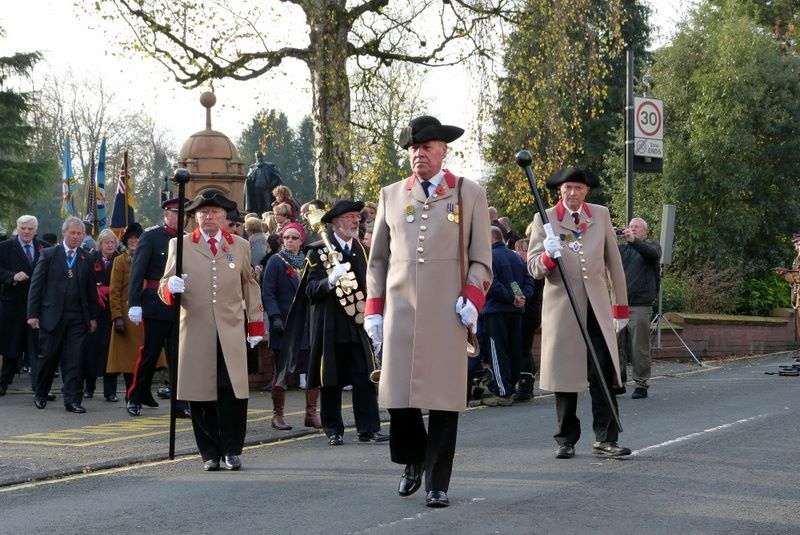 Remembrance Sunday 9th Nov 2014