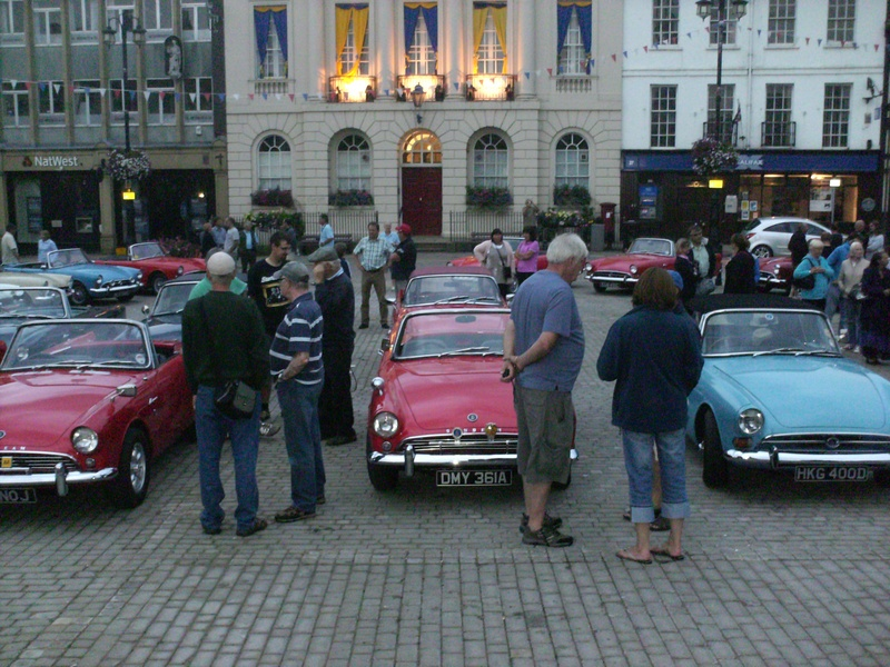 Sunbeam Alpine Cars
